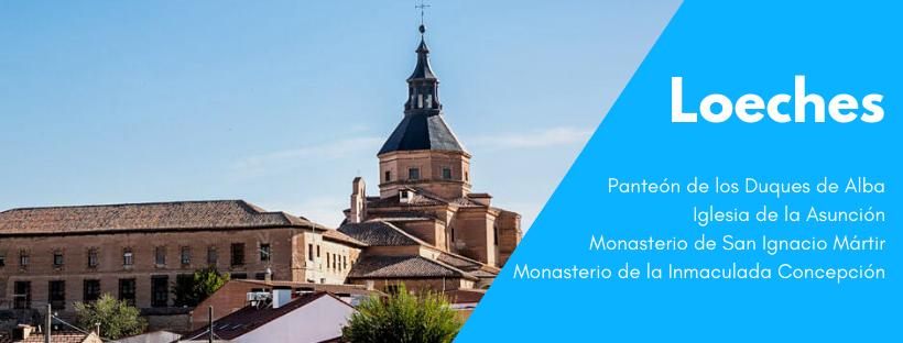 6ea6151e A tan sólo 16 kilómetros de Campo Real se sitúa una de las Villas de  Madrid, Loeches. La historia del municipio está ligada al Conde-Duque de  Olivares, ...